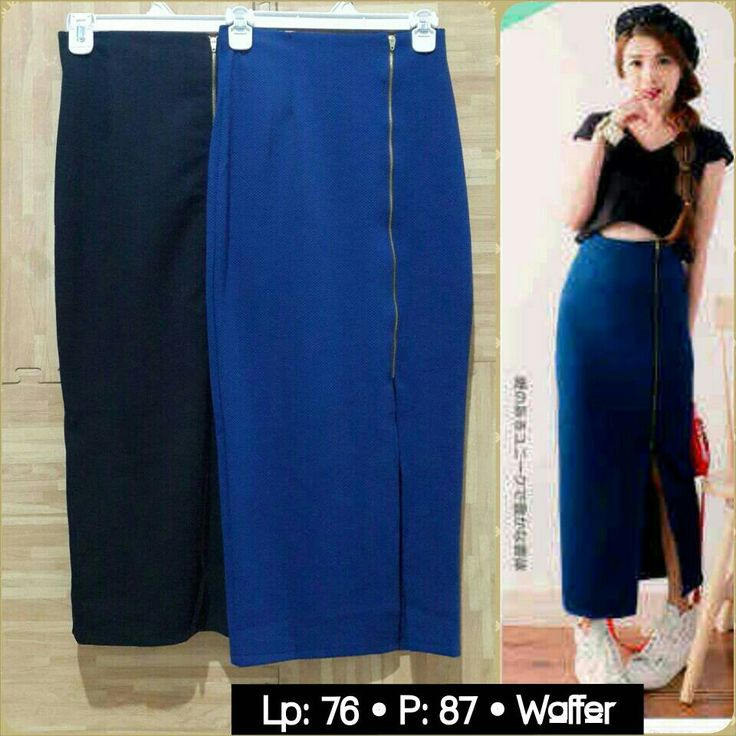 60349 slit skirt • IDR 85.000
