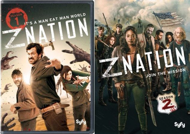 Z Nation Seasons 1-2 (DVD)