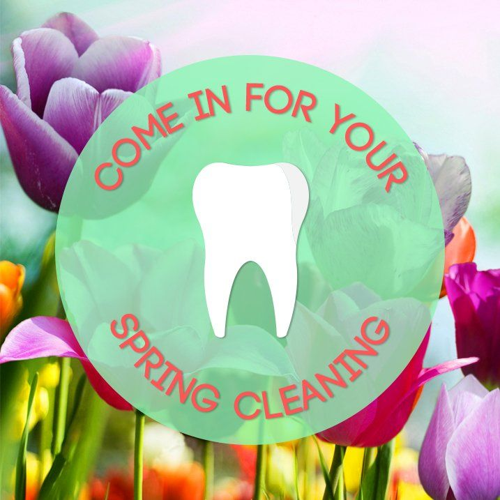 dental spring cleaning
