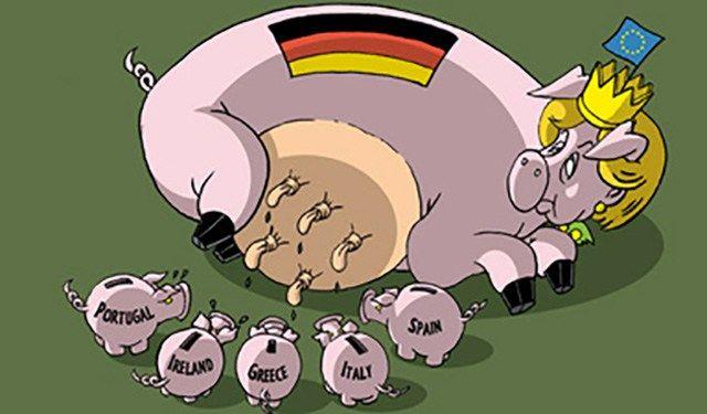 Die Ökonomenzunft hätte es wissen müssen: Die Währungsunion wird zerbrechen. Die Wege zur Staatsschuldenreduktion sind begrenzt. Wir sitzen auf einem Pulverfass. Die Finanztransaktionen der einzeln…