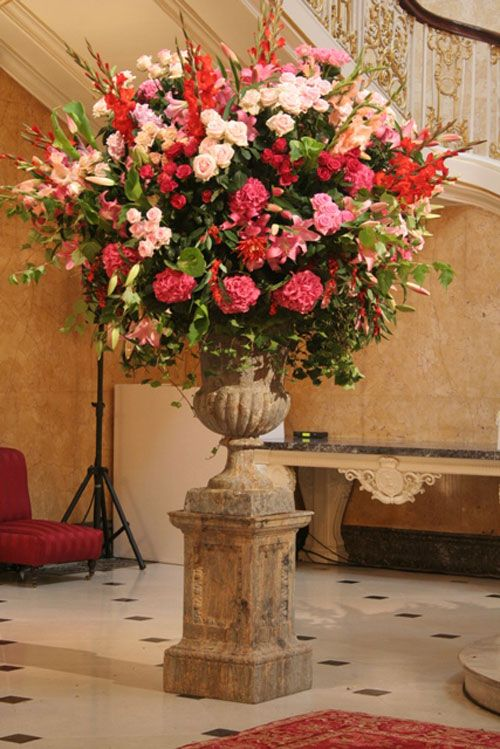 Rona Flower Baskets : Interview with florist simon lycett flowerona