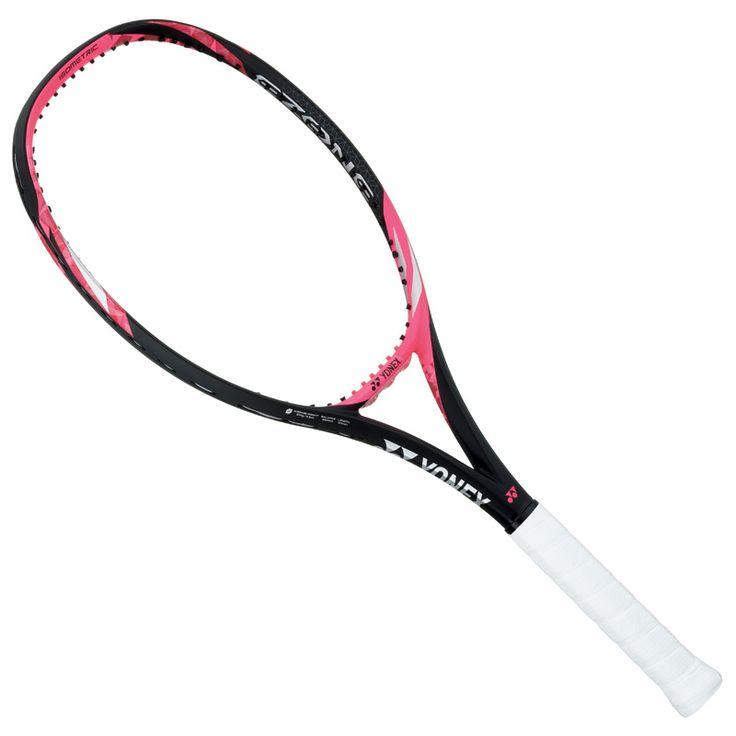 Yonex EZONE Lite Tennis Racket - Smash Pink (2017) [Frame Only] - Tennis - Rackets (Adult) - Stringers World