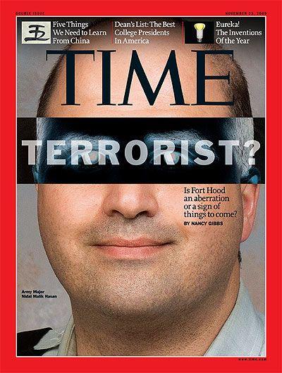 TERRORIST?   Nov. 23, 2009