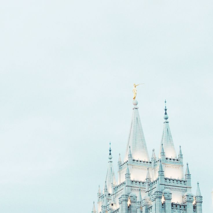 pretty salt lake temple