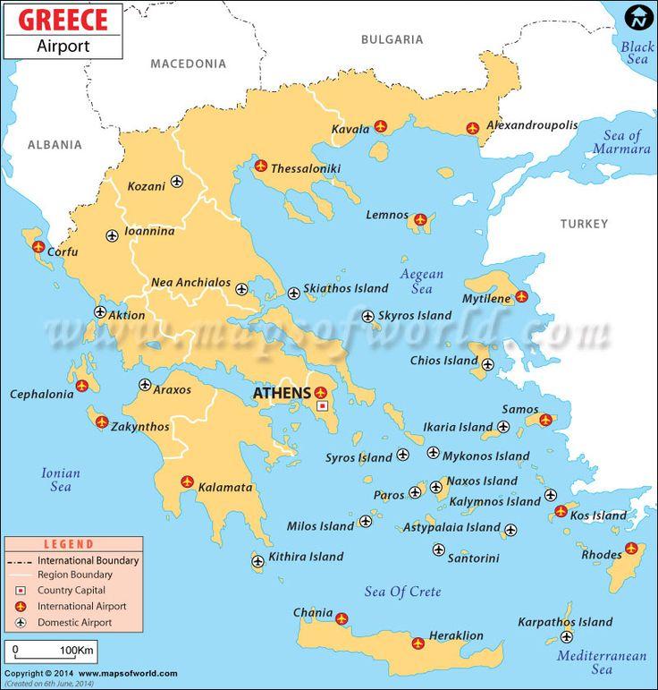 Greece Airports – el