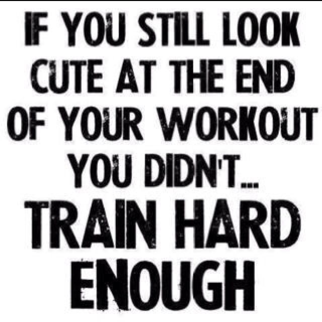 Once I saw girls putting make up on and doing their hair at the gym. Thought they had just finished working out... They were getting ready.   So ridiculous.