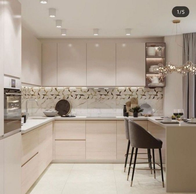 25 Easy Simple Kitchen Design Ideas You Must Try 11 In 2020