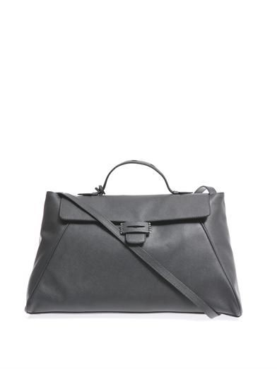 Statement Bag - Abstract Pattern - Black. Sac Déclaration - Motif Abstrait - Noir. By Vida Vida Par Vida Vida PZxxN