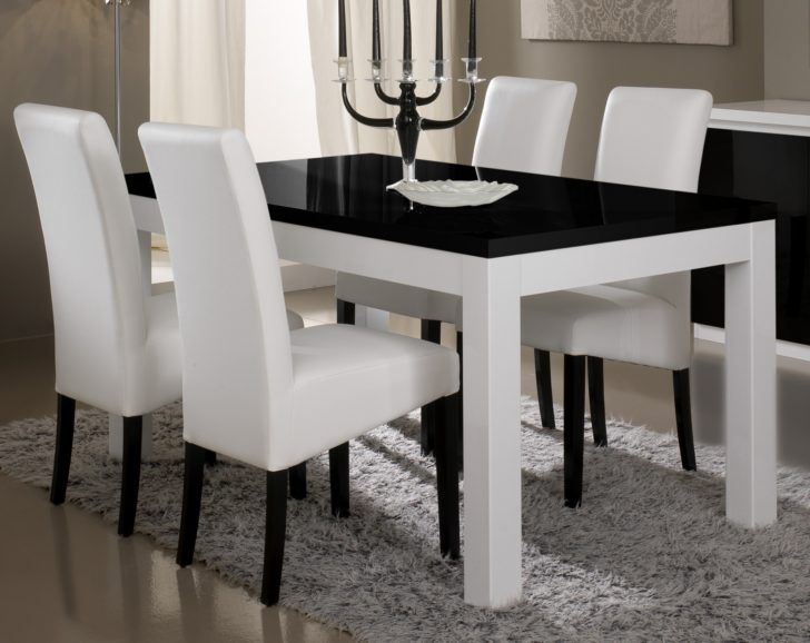 Interior Design Table A Manger Avec Chaise Table A Manger Noire