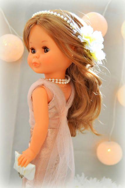 Mi casita de muñecas: Nancy y sus vestidos