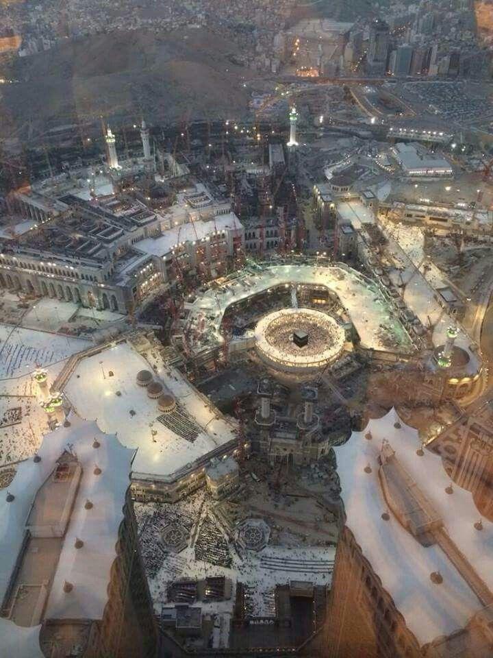 Masha Allah .. beautiful view