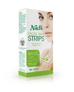 Nad's Hypoallergenic Facial Wax Strips, 24 strips (Pack of 2) - See more at: http://supremehealthydiets.com/category/beauty/tools-accessories/waxing/#sthash.LoKN1ali.dpuf