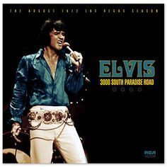 Elvis-Presley-3000-South-Paradise-Rd-FTD-116-New-Sealed-CD