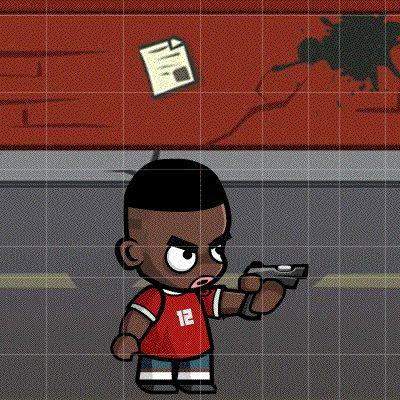 Soccer Boy Spritesheet (Sprites)