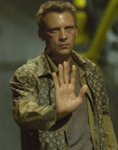 Leoben Conroy, played by the wonderful Callum Keith Rennie.