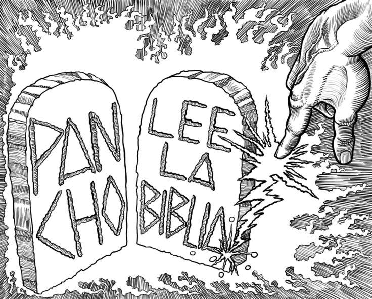PANCHO LEE LA BIBLIA PARTE 20: Se fue Josué (spoiler alert). — Panchopper.net