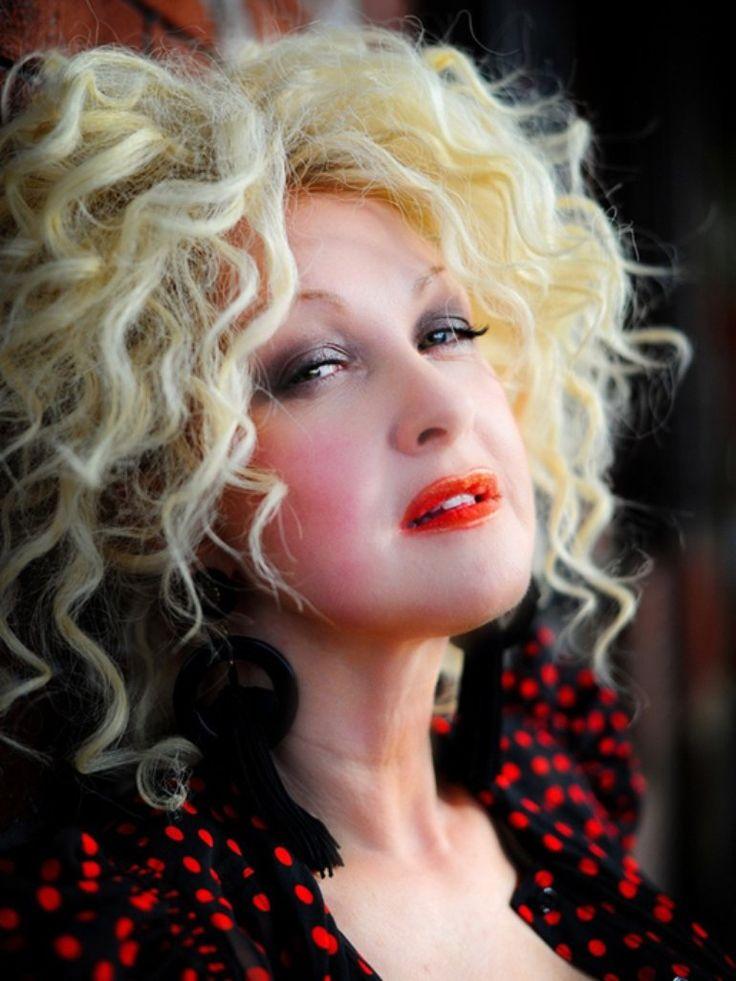 Cyndi Lauper ✾ From Memphis Blues photo shoot by Ellen Von Unwerth