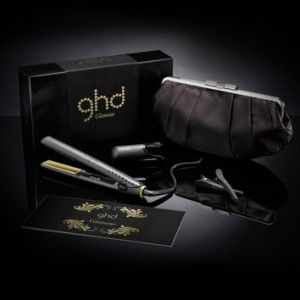 GHD flat iron, turns itself off after 30 minutes which is worth its weight in gold, best iron I have ever used.