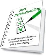 Homeschooling ideas including ideas for first timers, schedules, curriculums, etc.