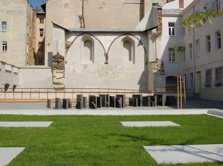 Gallery of The Space of Synagogues / Franz Reschke Landscape Architecture - 3