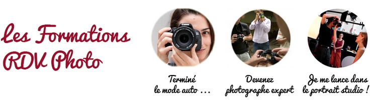Les formations photo Focus Numérique font peau neuve !