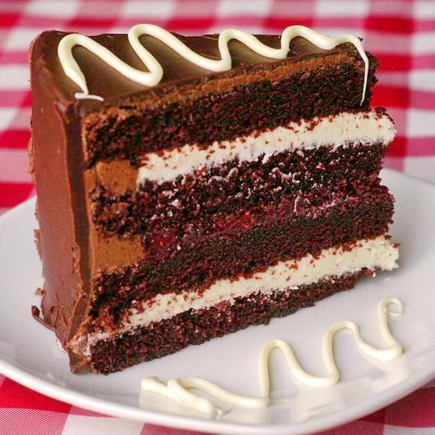 John Whaite White Chocolate And Raspberry Cake