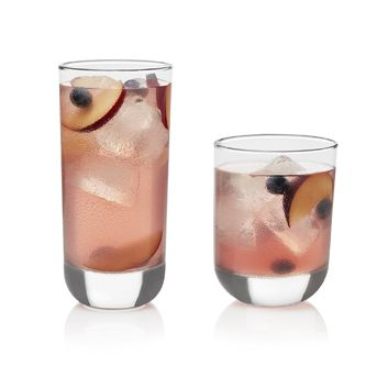 Libbey Polaris 16-piece Tumbler Glasses Set #affiliate