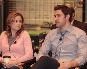 NBC Universal Events- The Office end of Season 9 Press Interview