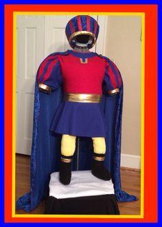 Lord Farquaad costume