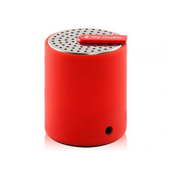 Mini enceinte bluetooth universelle smartphone tablette Rouge. http://www.yonis-shop.com/enceinte-bluetooth/1848-mini-enceinte-bluetooth-universelle-smartphone-tablette-rouge.html
