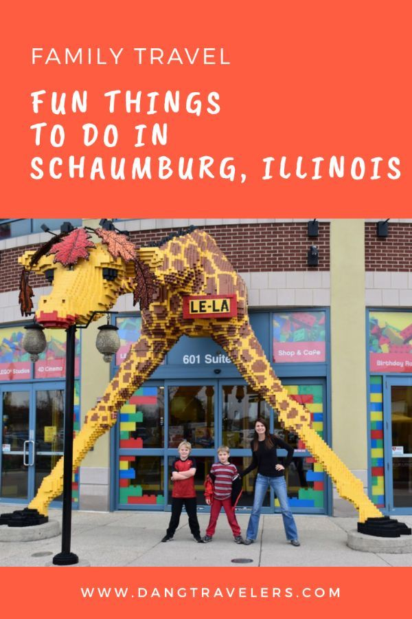 Family Fun In Schaumburg The Best Day Ever Illinois Travel Where To Take Kids Schaumburg Illinois