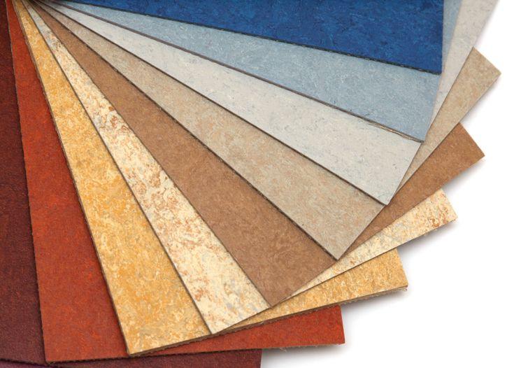 Recycling C Recycling: Linoleum Flooring