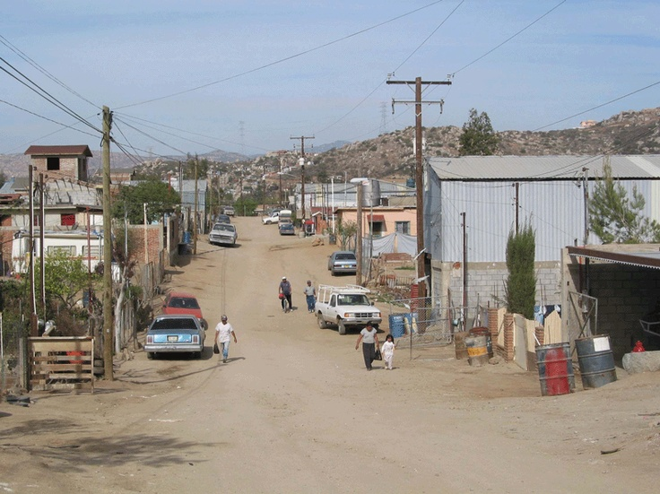 Experiencing the joy of those who have nothing but their faith and a rundown shack - Tecate, Mexico (We've been here)