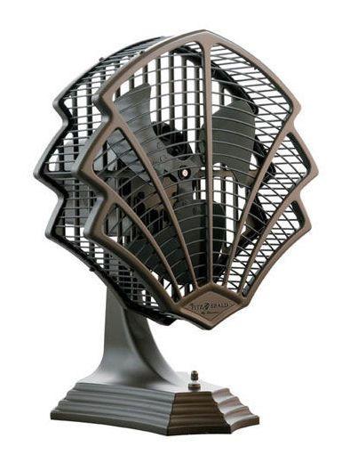 Art Deco Fan (omg the detailing!)