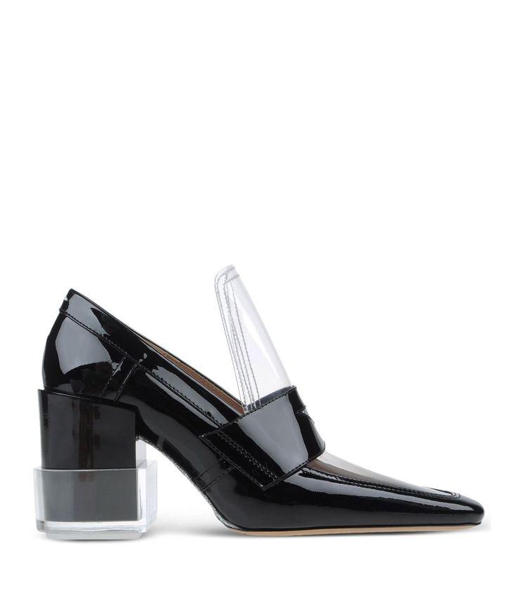 Maison Margiela 22 Black Sculpted Loafer