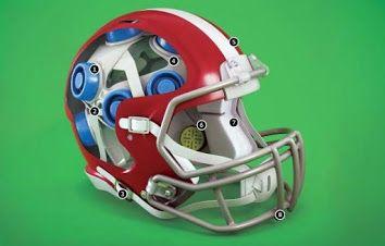 A tecnologia por dentro de um capacete de futebol americano - http://www.blogpc.net.br/2016/02/A-tecnologia-por-dentro-de-um-capacete-de-futebol-americano.html #esportes #NFL #tecnologia
