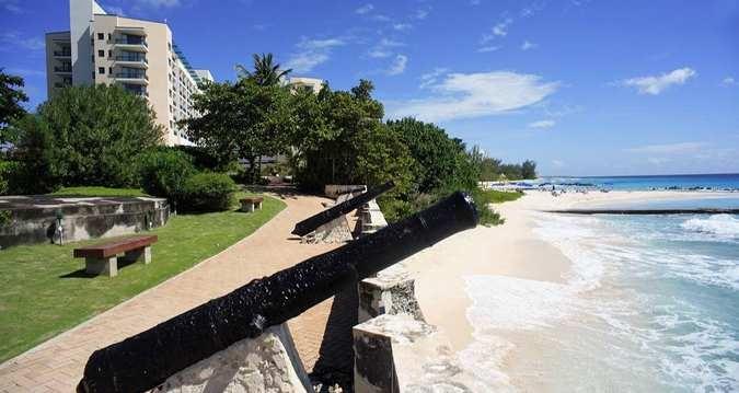 Hilton Barbados Hotel - Charles Fort