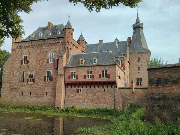 Kasteel Doorwerth in Doorwerth, Gelderland