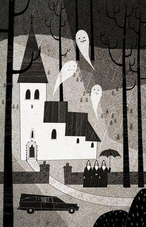 Ghosts of Autumn   Happy Hallow's Eve!   Por: Josie Portillo   Flickr - Photo Sharing!