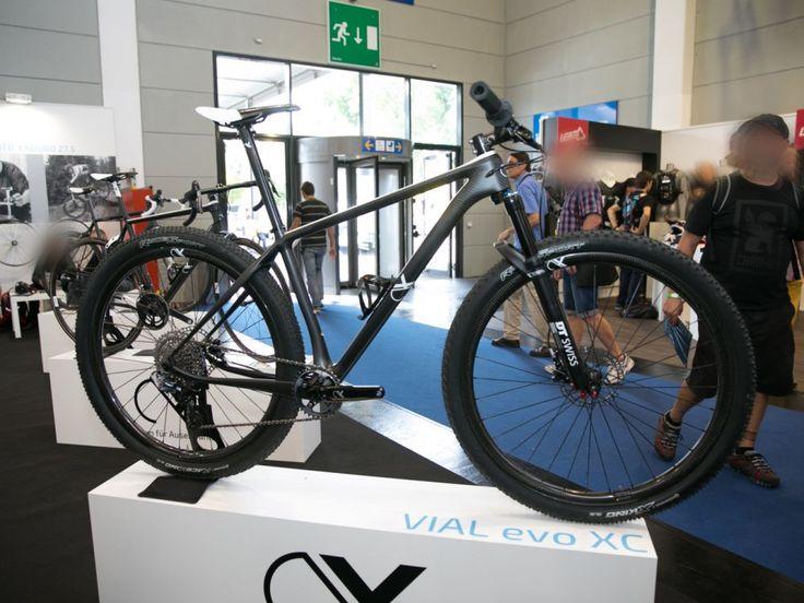 AX LIGHTNESS Mountainbike Rahmen VIAL EVO XC Carbon, 3.000,00 €