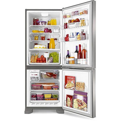 Todas Ofertas Online - Geladeira / Refrigerador Brastemp Frost Free Ative Inverse BRE50 Inox 422 Litros. Por R$ 2.799,00 em 12x de 233,25 sem juros. Oferta em 02/09/2013