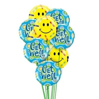 62 best balloons get well images on balloon balloons