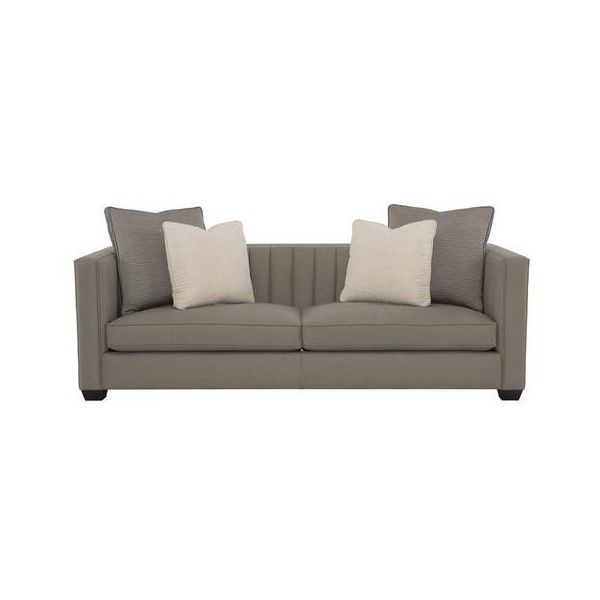 Noah Sofa Bernhardt Interiors ($2,070) ❤ liked on Polyvore featuring home, furniture, sofas, bernhardt couch, bernhardt, transitional sofa, bernhardt sofa and bernhardt furniture
