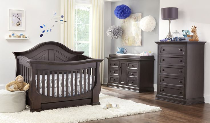8 Best Eco Chic Baby Dorchester 4 In 1 Convertible Crib