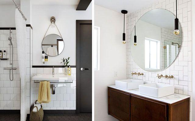 | Ideas para decorar con espejos en el hogar
