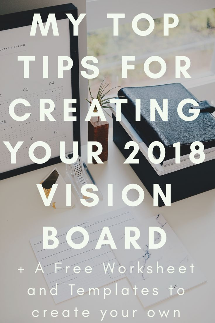4da7d0cae454 Plan out your vision for success this year by creating a vision board to  serve as inspiration for your dreams. In this post
