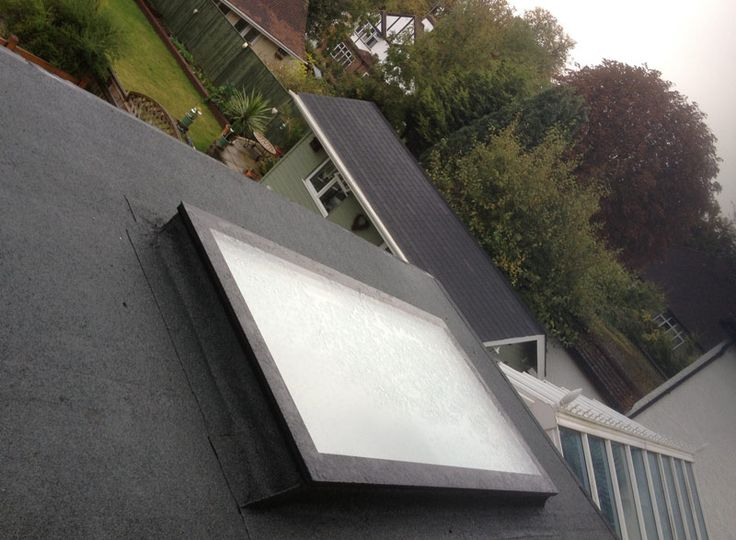 Flat Skylight | Global Skylights