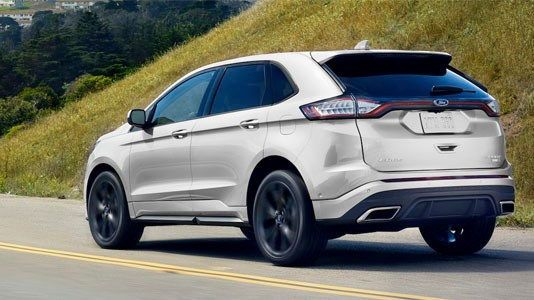 Ford Edge 2016 Sport Models | 2017 Ford Edge SUV | View Edge Sport Highlights | Ford.com
