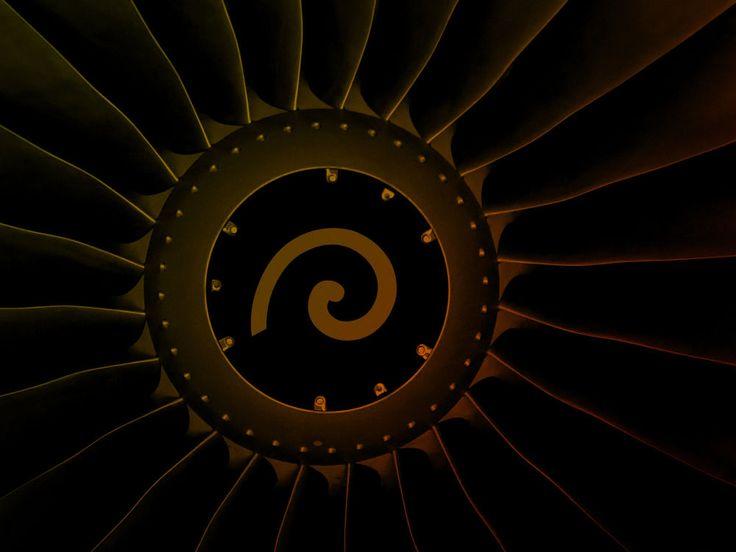 Boeing fan by ayhan turan menekay