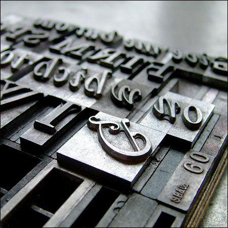 letterpress: Letterpresses Detailsth, Metals Types, Art, Letterpresses Workshop, Graphics Design, Letterpresses Design, Letterpresses Inspiration, Letterpresses Pin, A Frames